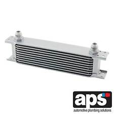 APS Gearbox/Diff/Engine Oil Cooler - 10 Row, 235mm, -8 JIC AN8 Male Fittings