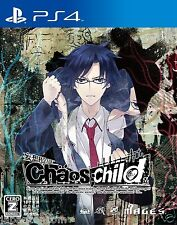 CHAOS;CHILD Last Round SONY PS4 PLAYSTATION JAPANESE NEW JAPANZON