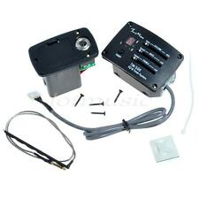 TM-500 Active Ukulele Pickup EQ And Tuner system Ukelele Parts With High Quality