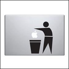Decal per Macbook Pro Adesivo In Vinile portatile riciclare air ipad divertente
