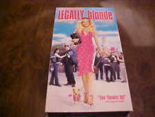 LEGALLY BLONDE (VHS - Reese Witherspoon **Like New**