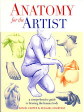 Anatomy For The Artist Comprehensive Guide To Drawing The Human Body Book 2002