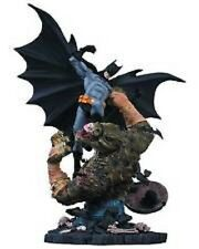 DC Collectibles BATMAN vs KILLER CROC Second Edition Statue New