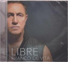 CD - Libre NEW by Franco De Vita (NEW, Oct-2016, Sony Music) FAST SHIPPING !
