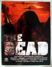 THE DEAD Sell Sheet Howard Ford Jonathan Ford Rob Freeman African Zombie 2010