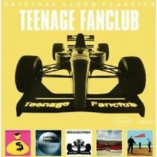 "TEENAGE FANCLUB ""ORIGINAL ALBUM CLASSICS"" 5 CD NEU"