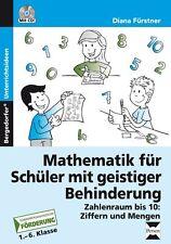 Mathematik für Schüler mit geistiger Behinderung - Diana Für ... 9783834432889