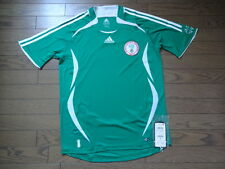 Nigeria 100% Original Soccer football Jersey Shirt M 2006/07 Still BNWT NEW