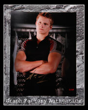 GFA The Hunger Games * ALEXANDER LUDWIG * Signed 11x14 Photo AD2 PROOF COA