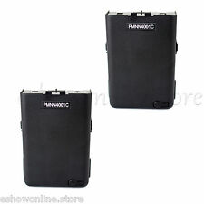 2pcs Radio Battery Pack Shell Case 5*AA for MOTOROLA GP68 GP63 Radio w/track NO