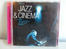 CD ALBUM JAZZ & CINEMA Evita ... STAN GETZ CHAT BAKER .. COL 487460 2