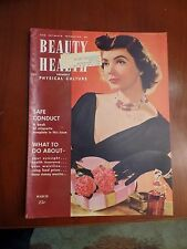 1942 Physical Culture Beauty and Health