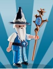 Playmobil Mystery Figure Series 8 5596 Wizard Merlin Or Dumbledore