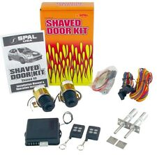 SPAL Amenity 40lb Shaved Door Handle Kit with Poppers