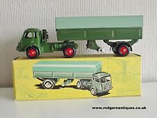 CIJ # 3/70 RENAULT ARTICULATED TRUCK TRACTEUR ROUTIER Near Mint in Excellent Box