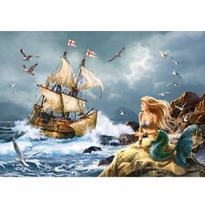 500 TEILE PUZZLE THE MYSTERIES OF THE SEA, CASTORLAND 51847