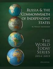 Russia and The Commonwealth of Independent States 2014 (World Today (Stryker))
