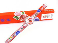 "SWATCH: OLYMPIC SPECIAL ""CHINA DREAMS"" *NEU / SEHR SELTEN!*"