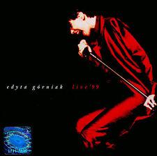 = EDYTA GoRNIAK - LIVE '99 /CD sealed/POLSKA