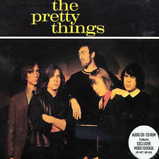 Pretty Things by The Pretty Things (CD/CD ROM, Aug-2001) Exclusive Video Footage