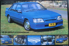 "VK SS COMMODORE Laminated POSTER ""HOLDEN, 61x91cm"" BRAND NEW Licensed Art"