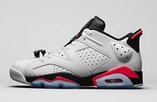 2015 Nike Air Jordan 6 VI Retro Low SZ 11.5 White Black Infrared OG 304401-123