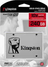 KINGSTON HARD DISK SSD STATO SOLIDO 2,5 240GB SUV400S37/240G SATA 6Gb/s