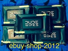 DUDE WIPES 5 Packs of Flushable Wipe Dispensers (240 Wipes) ��ebuy-shop-2012��