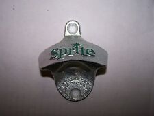 WHOLESALE LOT OF 10 COCA COLA SPRITE STARR XX WALL BOTTLE OPENER