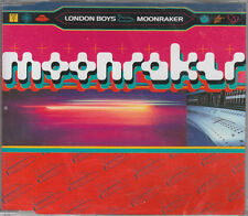 London Boys CD-MAXI MOONRAKER