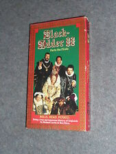VHS Tape BlackAdder II 2 Rowan Atkinson Parte the Firste Bells Head Potato