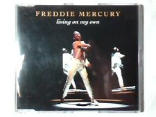 FREDDIE MERCURY Living on my own cd singolo HOLLAND QUEEN