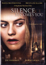SILENCE BECOMES YOU NEW DVD