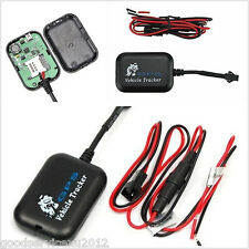 NEW Mini Car Vehicle GPS GPRS GSM Tracker SMS Real Time Network Monitor Tracking