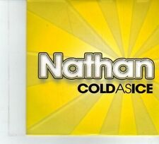 (DW335) Nathan, Cold As Ice - 2006 DJ CD