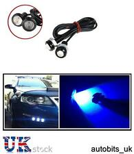 2 x 9W LED BLUE EAGLE EYE LIGHT CAR BIKE DRL FENDINEBBIA DIURNE backup parcheggio segnale