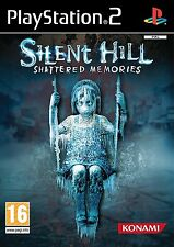 Silent Hill: Shattered Memories Playstation 2. NEW, english game,cover differs!