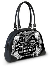 LIQUOR BRAND ouija board bowling bag purse rockabilly pin up tattoo punk gothic