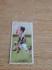 Rare Cigarette Card Player Footballers By Rip No 35 A L Gracie  M489