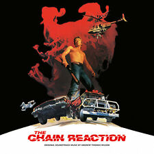 The Chain Reaction - Complete Score  - Black Vinyl - OOP - Andrew Thomas Wilson