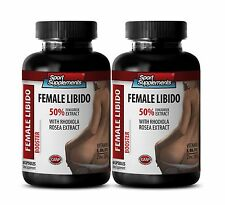 Female Enhancers - FEMALE LIBIDO BOOSTER SS - Breast Enhancer For Women  2B