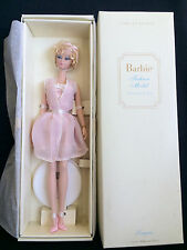 Barbie Fashion Model Collection Doll Silkstone Blonde #4 NIB