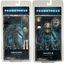 "PROMETHEUS - 7"" Series 2 Action Figure Set (2) NECA #NEW"