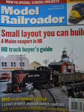 Model Railroader Oct 2003 - Small Layout you can bild  [TR.31]