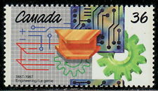 Canada #1134 36¢ Engineering Institute Centenary MNH