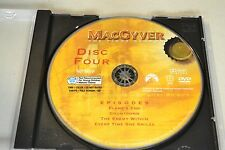MacGyver First Season 1 Disc 4 Replacement Dvd Disc Only