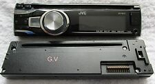 JVC KD-R421 STEREO FACE FRONT FREE POST USB AUX WMA MP3
