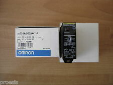 OMRON E3JM-DS70M4T-G photo electric switch timer 70cm diffuse reflective AC/DC