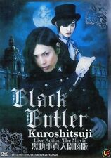 Black Butler Kuroshitsuji live action The Movie DVD - new, fast shipping, subs