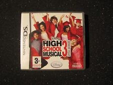 NINTENDO DS HIGH SCHOOL MUSICAL 3 DISNEY - GAME GIOCO  NINTENDO